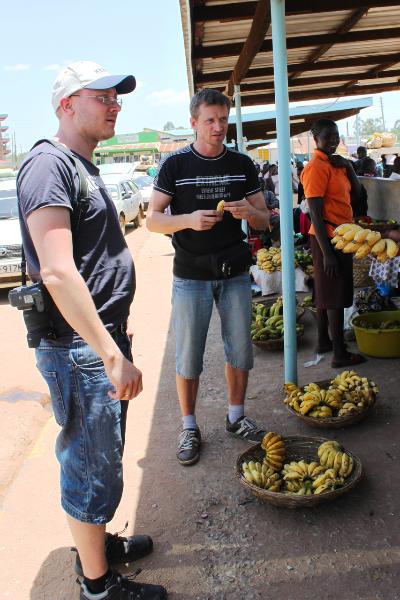 Bananene som er solmodne er utrolig gode