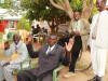 Noen av evangelisgtene etter møte i Ogada